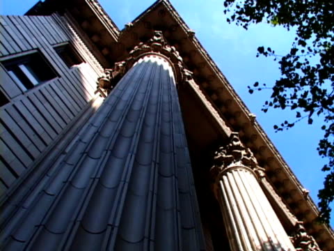 Courthouse Pillars video