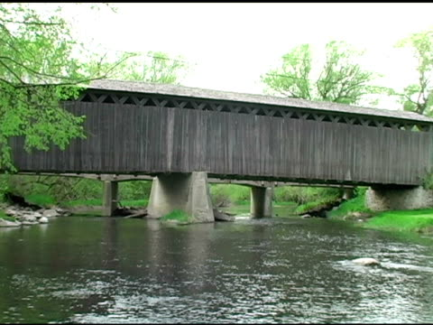 Covered Bridge 1 video