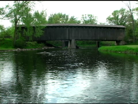 Covered Bridge 3 video