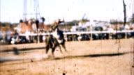 Cowboy Bull Ride (Archival 1950s) video