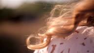 cowlick,blonde hair video