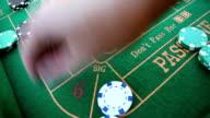 Craps gambling big 6 8 video video