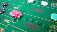 craps gambling field bet video video