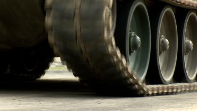 Crawler track video