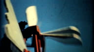 Crazy Antique Weathervane-1940 Vintage 8mm film video