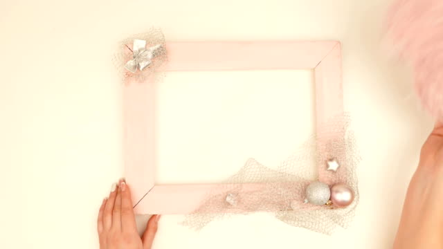 Creation Of Selfmade Photo Frame video