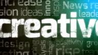 Creative Animation Backround video