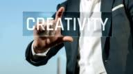 Creativity   4K video