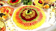 Creativity with fruits video