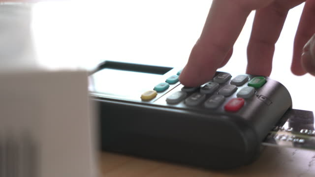 Credit Card Payment video