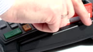 Credit Card Terminal_scene video