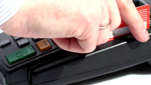 Credit Card Terminal_scene video