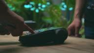 Credit Card transaction video