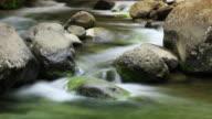 Creek Water (Stylized Time-lapse) video