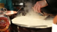 Crepe time video