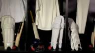 Cricket locker / changing room -CRANE HD (Sport uniform) video