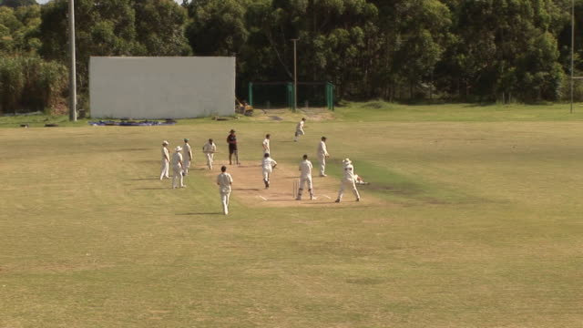 Cricket Match  - HD & PAL video