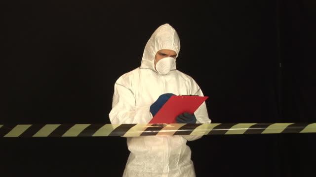 Crime Scene / Quarantine 2- HD & PAL video