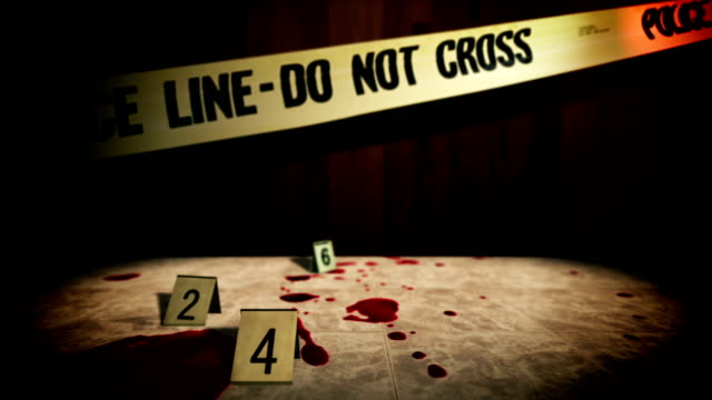 Crime Scene video