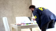 Crime scene VIDEO video