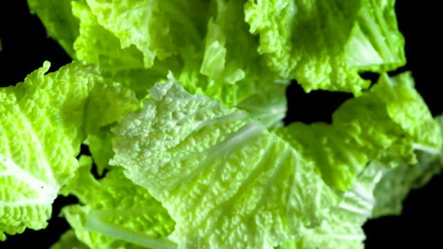 Crispy Cabbage Leaves video
