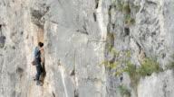 Cristina pogacean Climbing video