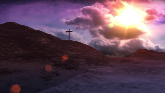 Cross on Calvary video