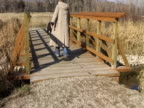 Crossing Footbridge video