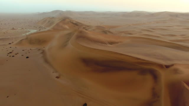 Crossing miles of endless dunes video