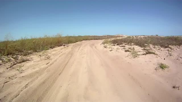 HD: Crossing The Coast Terrain video