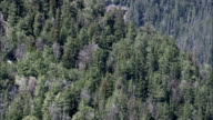 Crossing the Mission Range  - Aerial View - Montana, Madison County, United States video
