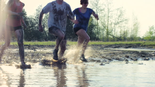 Crossing the Mud video