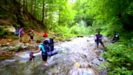 Crossing the River video