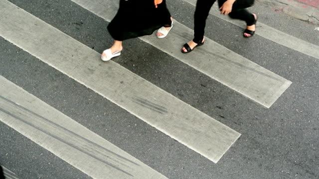 Crosswalk video