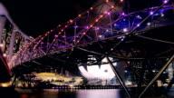Crowd Night On The Bridge video