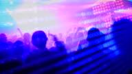 crowd on a dance floor video