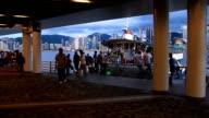 Crowd Traveler video