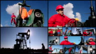 Crude Oil Production video
