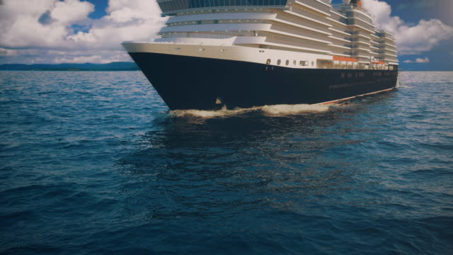 Cruise Ship video