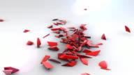 Crushing heart for Valetine video
