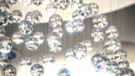 Crystal Chandelier. video