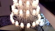Crystal Chandelier video