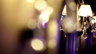 Crystal sconces video
