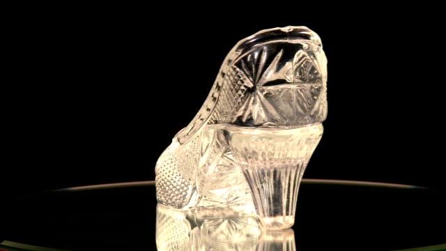 Crystal slipper video
