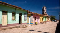 Cuba: Travel : Colorful Colonial Houses of Trinidad video