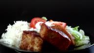 Cuban Cuisine: Deep fried pork meat video
