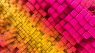 Cubic Background Loop video
