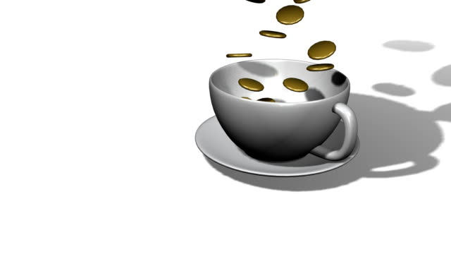 Cup of money video