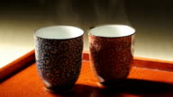 Cup of pair video