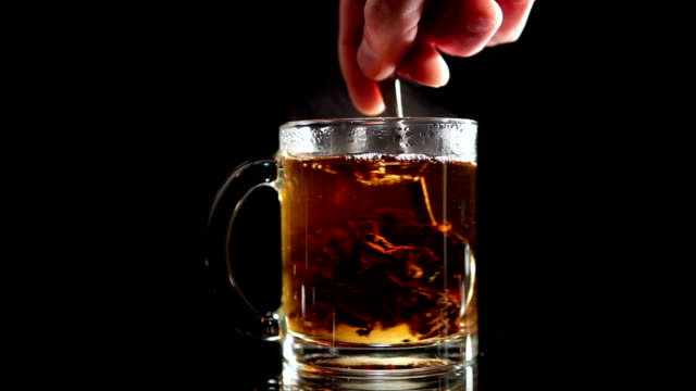 A Cup of Tea With Sugar Mixed video